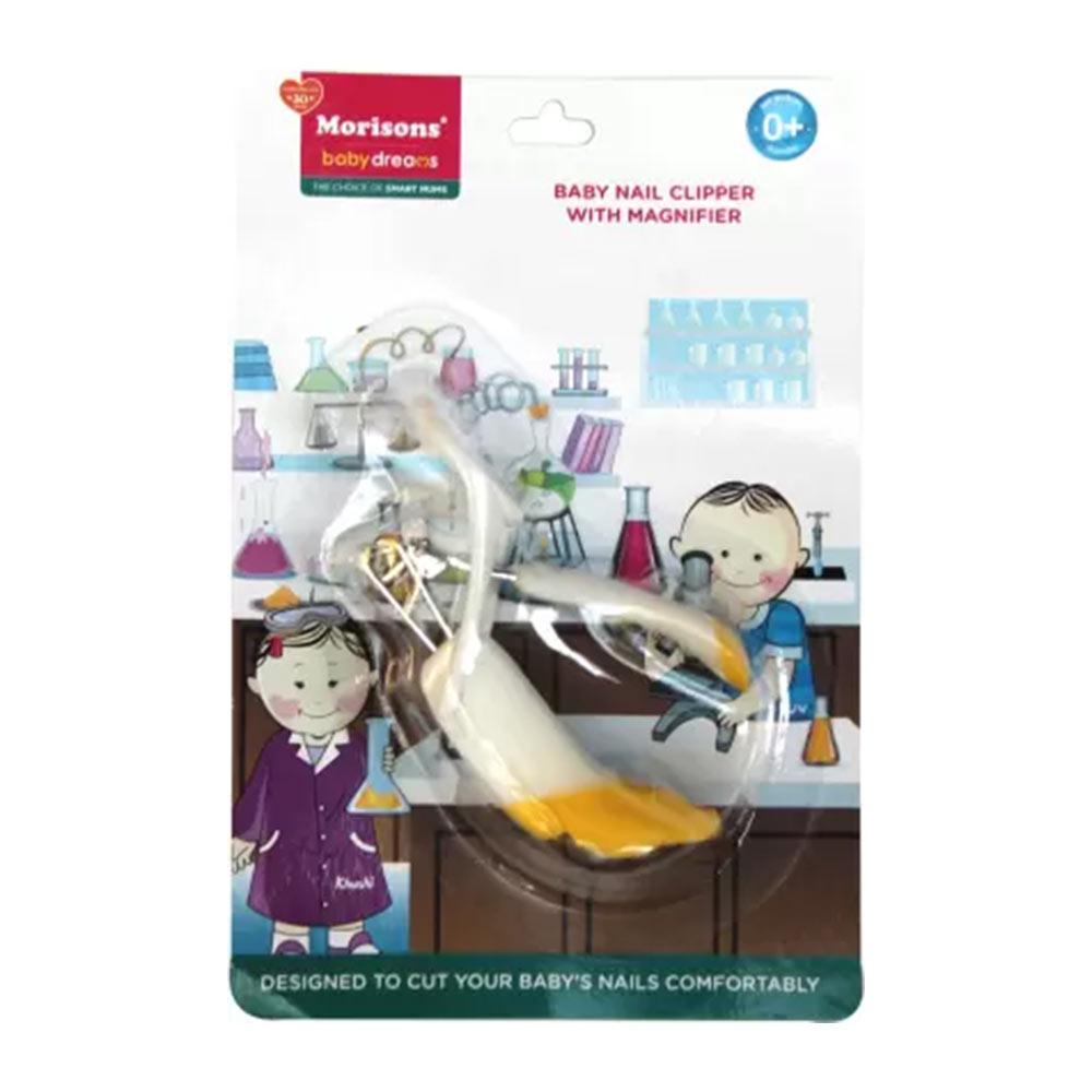 Baby Dreams Nail Clipper with Magnifier