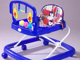 क्या बेबी वॉकर बच्चे के विकास में मदद करता है?  | Baby Ko Walker Kab Dena Chahiye