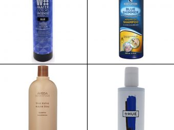 10 Best Blue Shampoos To Buy In 2021