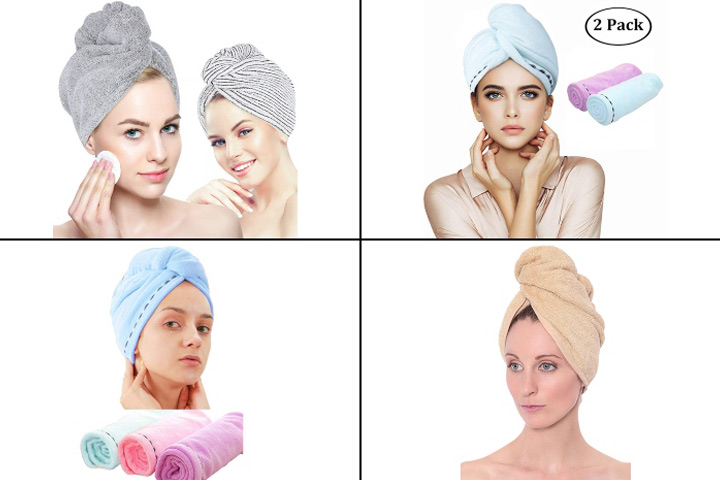 Best Fast Drying Hair Towels