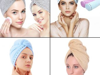 15 Best Fast Drying Hair Towels To Buy In 2021