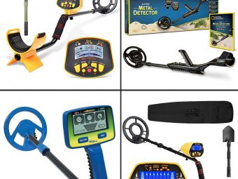10 Best Metal Detector for Kids In 2020