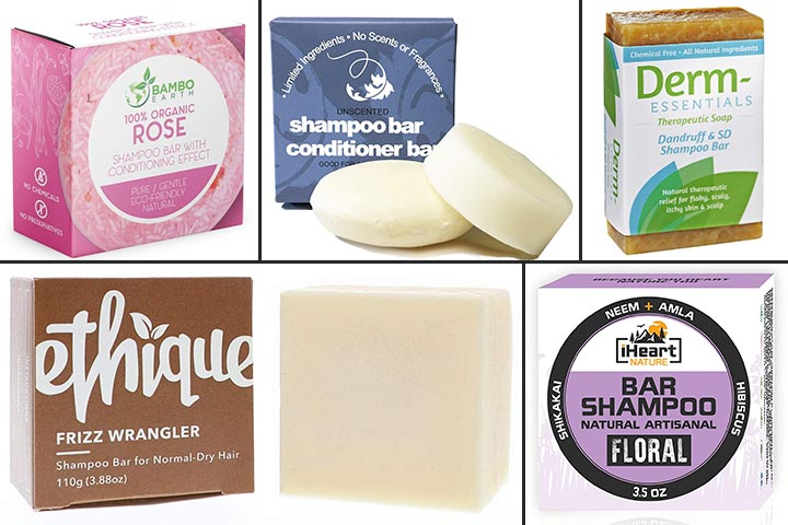 Best Shampoo Bars To Buy In 2020