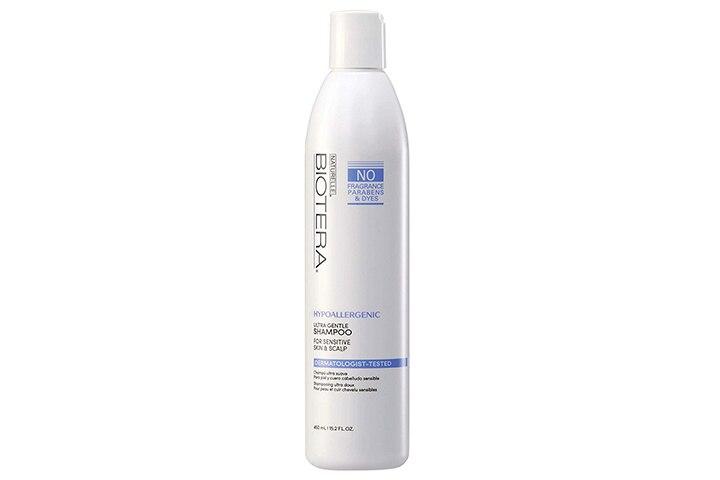 Biotera hypoallergenic ultra-gentle shampoo