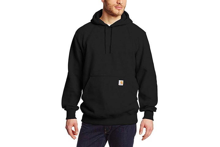 Carhartt Men's Heavyweight Hooded Sweatshirt