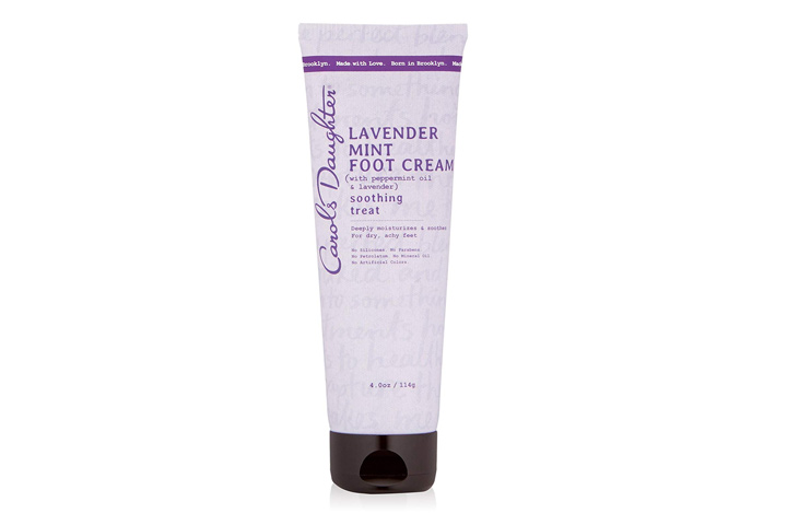 Carol's Daughter Lavender Mint Foot Cream