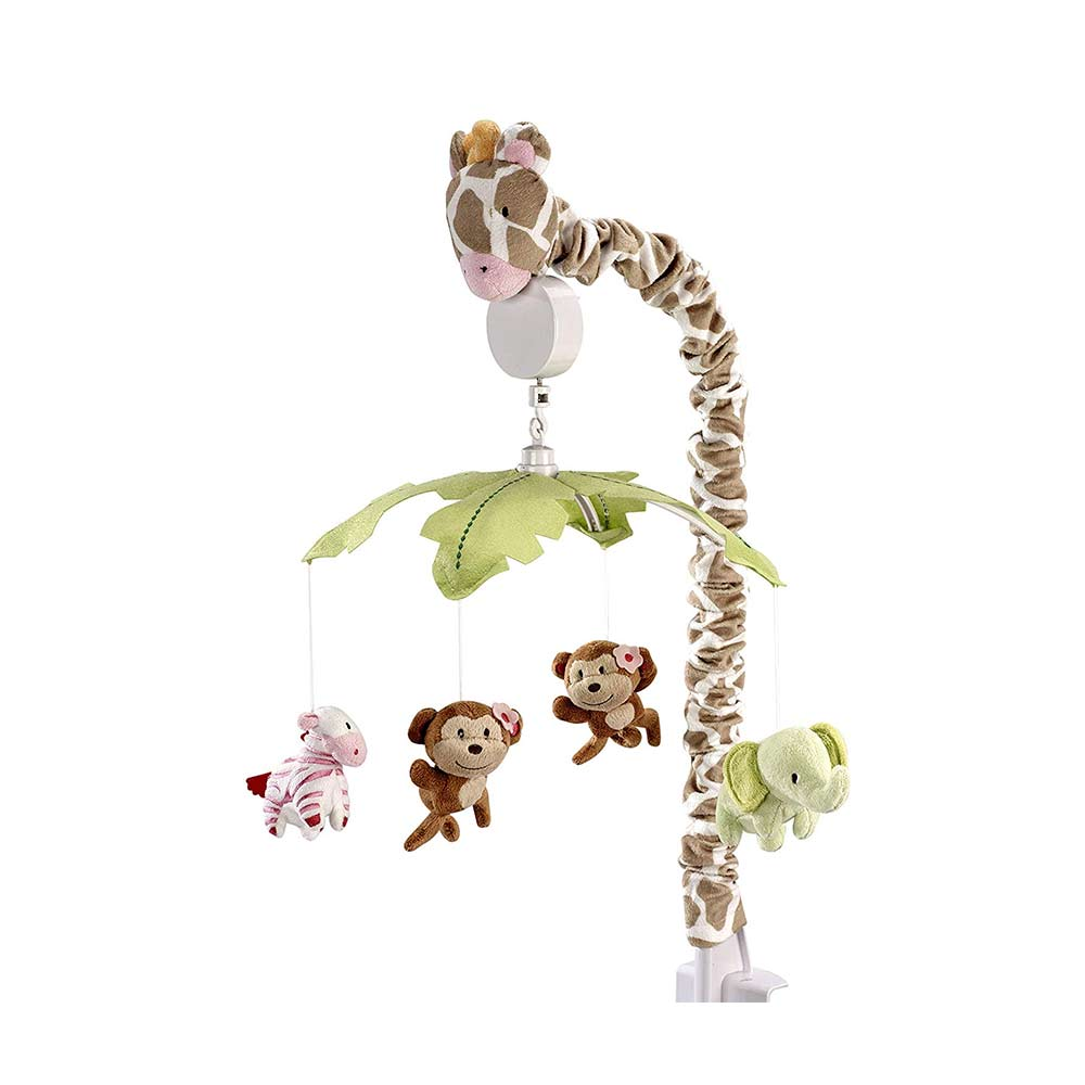 Carters Jungle Collection Musical Mobile