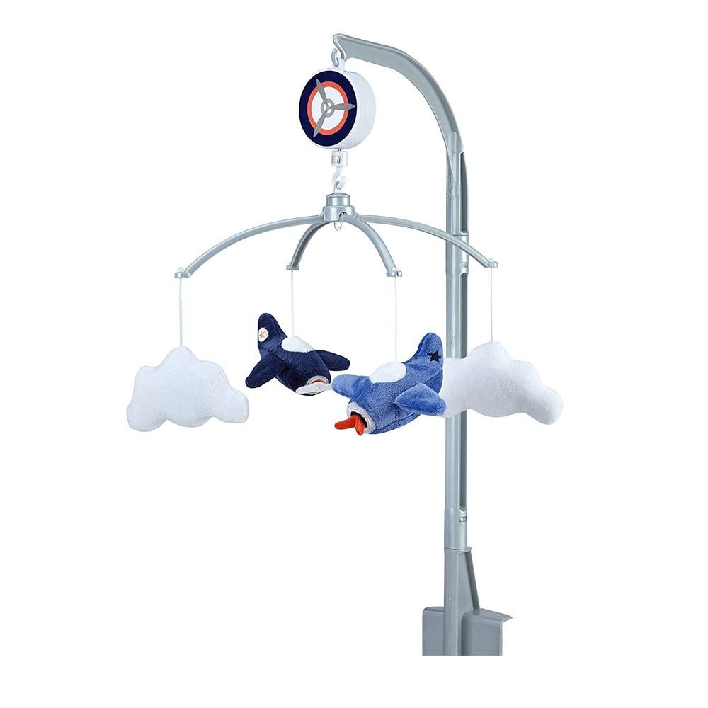 Carter's Take Flight Nursery Crib Musical Mobile