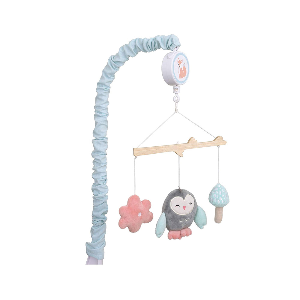 Carter's Woodland Meadow Forest/Owl Musical Mobile