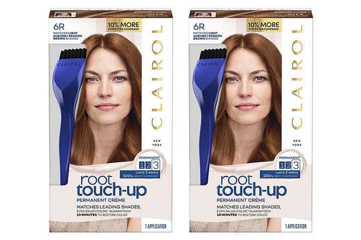Clairol Root Touch-Up Permanent Hair Color Crème
