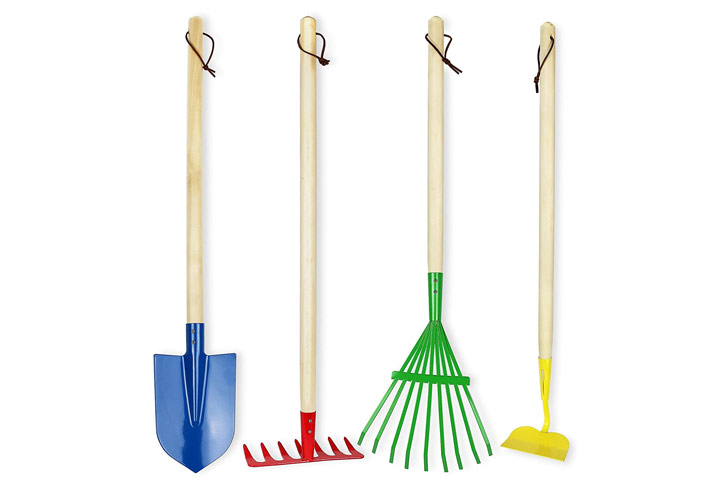 Click N Play Gardening Tools For Kids