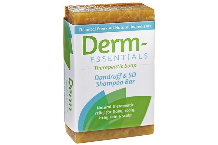 Derm-Essentials Therapeutic Soap - Dandruff & SD Shampoo Bar