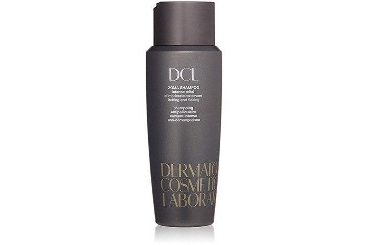 Dermatologic cosmetic laboratories zoma shampoo