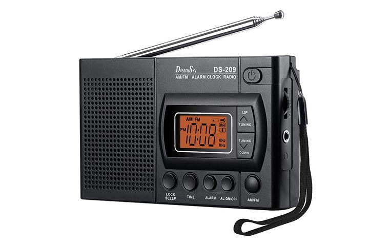 DreamSky portable radio