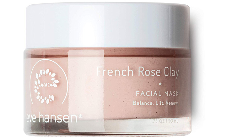 Eve Hansen French Rose Clay Face Mask