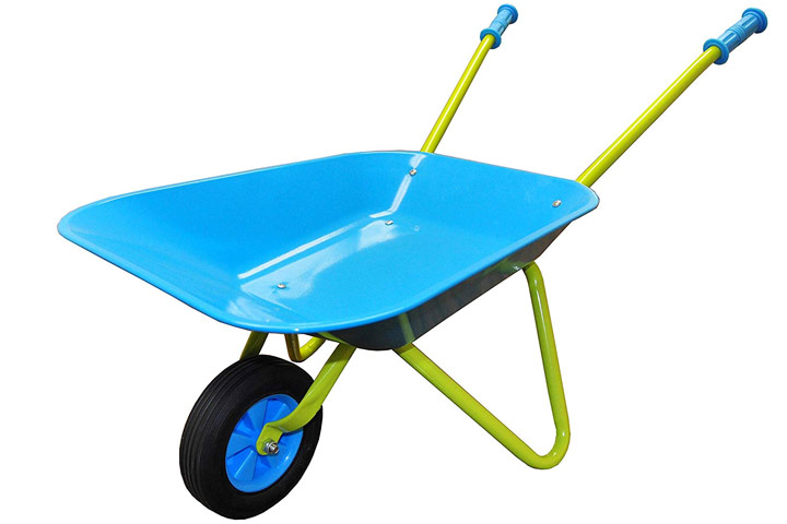 G & F 10041 JustForKids Kids Wheel Barrel