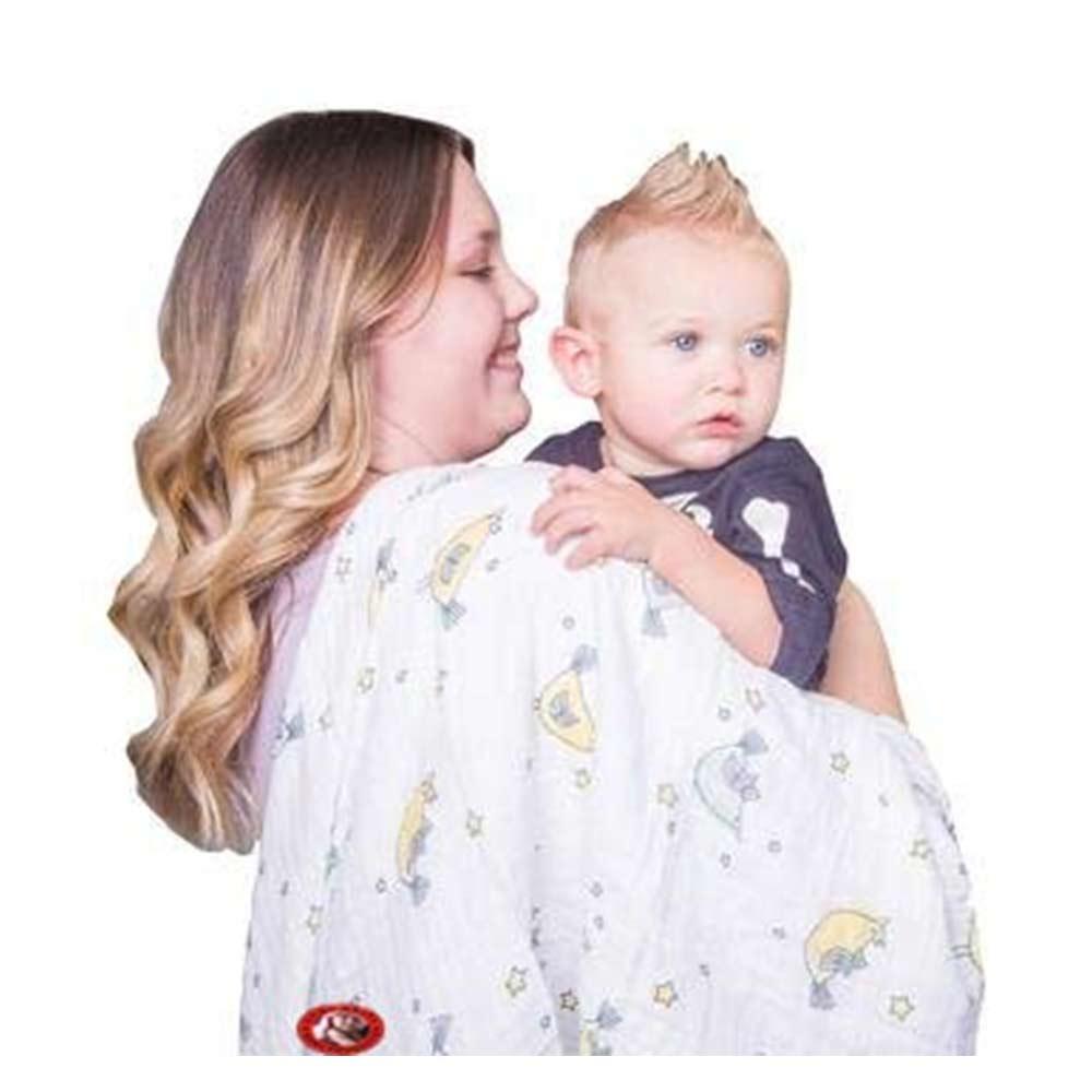 GURU KRIPA BABY PRODUCTS Muslin Cotton Swaddle  Wrapper