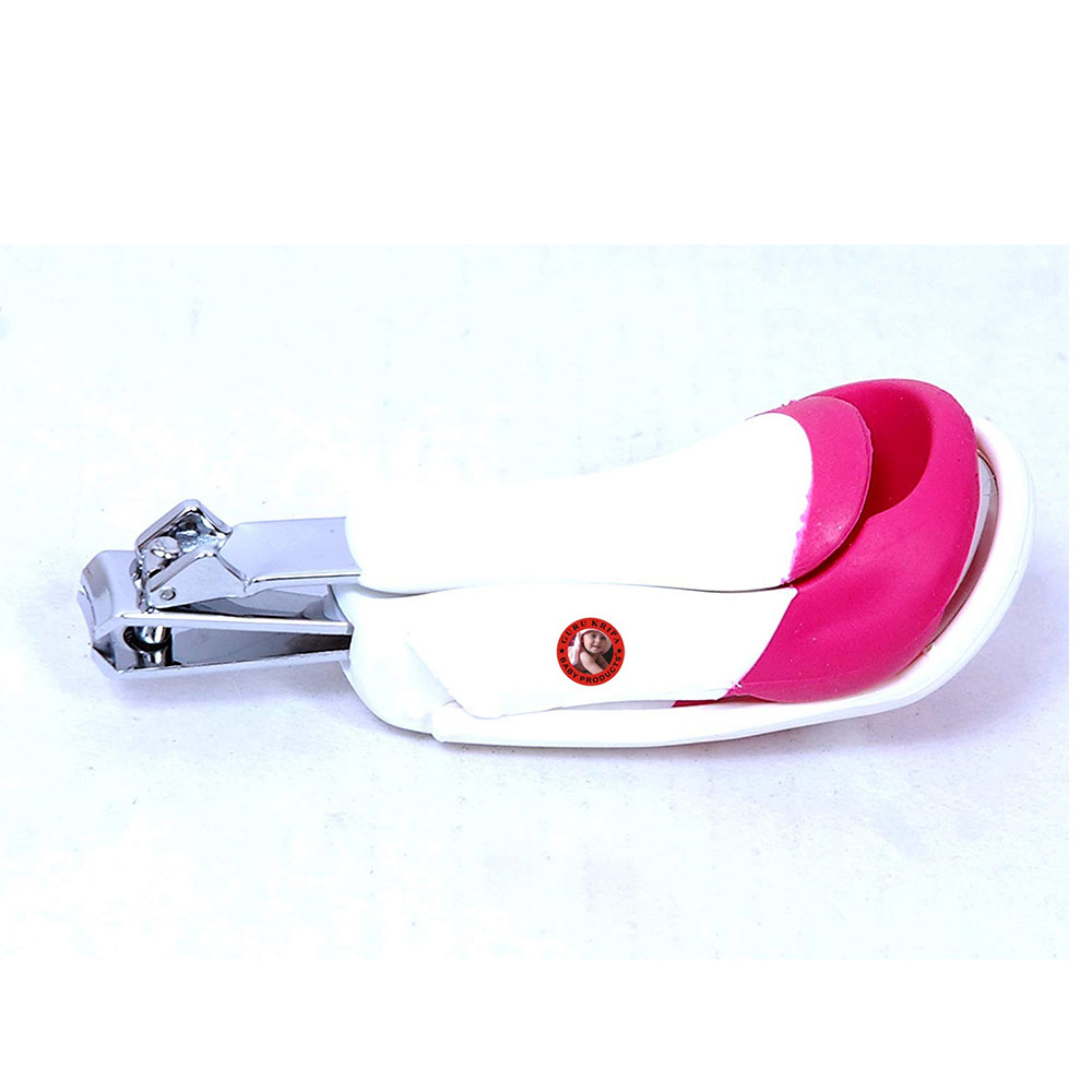 Guru Kripa Baby Products Nail Cutter With Magnifier Glass