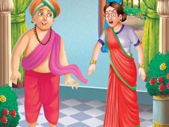 Tenali Rama Story: Handful Of Grain And One Thousand Gold Coins