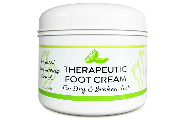 Honeydew Shea Butter Moisturizing Foot Cream For Dry And Cracked Feet