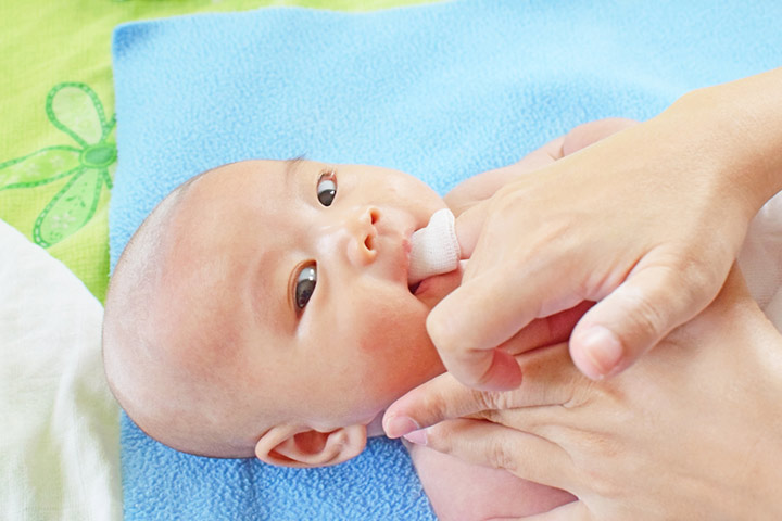 How To Clean A Baby's Tongue Tips and Precautions To Take