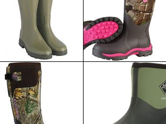 10 Best Hunting Boots For Women To Buy In 2020
