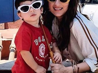 """""""I'll Ask Her Not To Come"""" - Kareena Kapoor Khan On Son Taimur Bringing Home A Girlfriend!"""