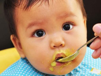 Introducing Solids To Your Baby
