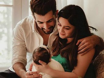 Jay Bhanushali Calls Wife Mahhi The Best Mom As He Shares A Video Of His Laughing Baby Girl, Tara!