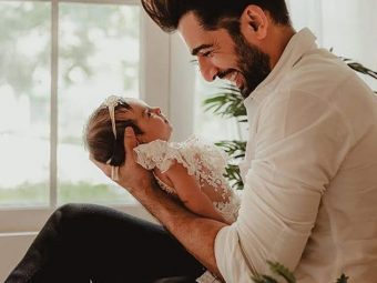 Jay Bhanushali Expresses Disbelief On How Daughter, Tara Is Growing Up So Fast On Her Half Birthday