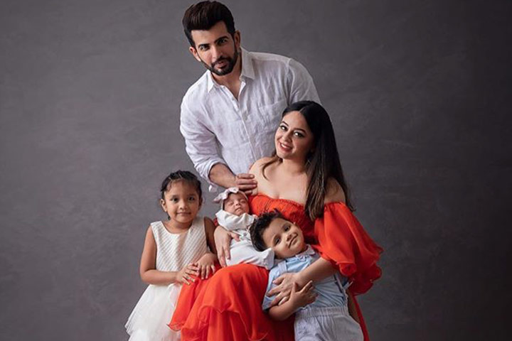 Jay Bhanushali Expresses Disbelief On How Daughter2