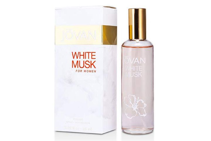 Jovan White Musk By Jovan For Women, Cologne Spray