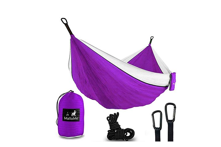 MalloMe camping hammock