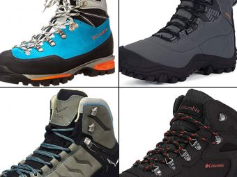 6 Best Mountaineering Boots For Women To Buy In 2020