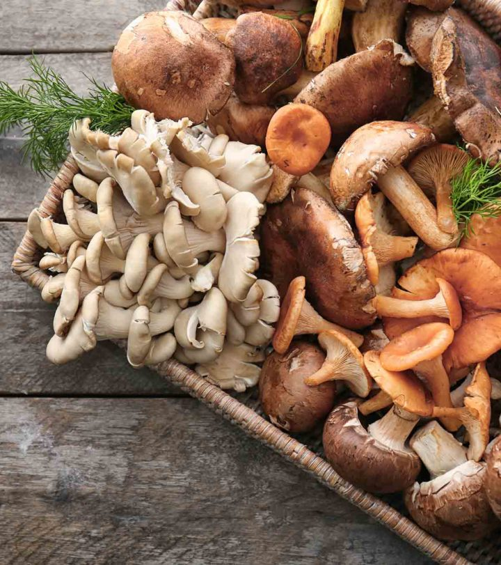 Mushrooms For Babies Safety, Health Benefits And Recipes