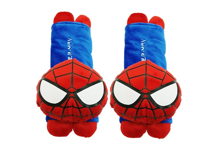 Mykubi Spiderman Seat Belt Covers For Kids