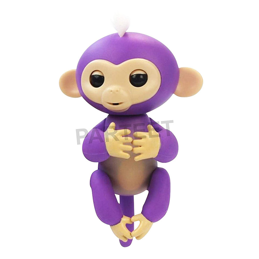 Parteet Fingerlings Interactive Baby Monkey Toy for Kids