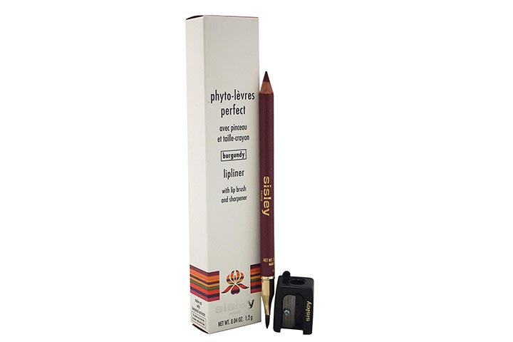 Phyto Levres Perfect Lip Liner With Lip Brush & Sharpener