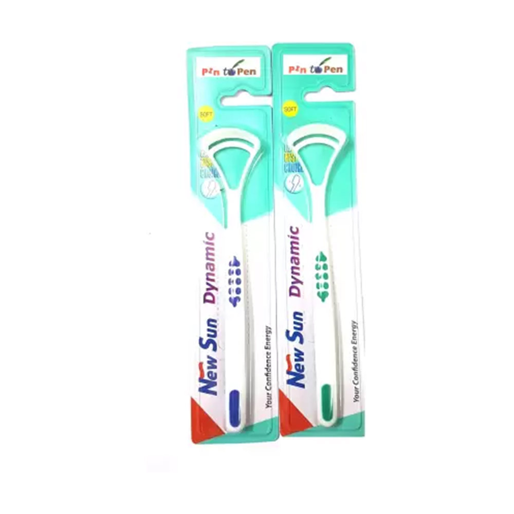 Pin to Pen Plastic Tongue Cleaner