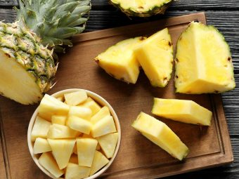 Pineapple For Babies: Health Benefits, Risks, And Recipes