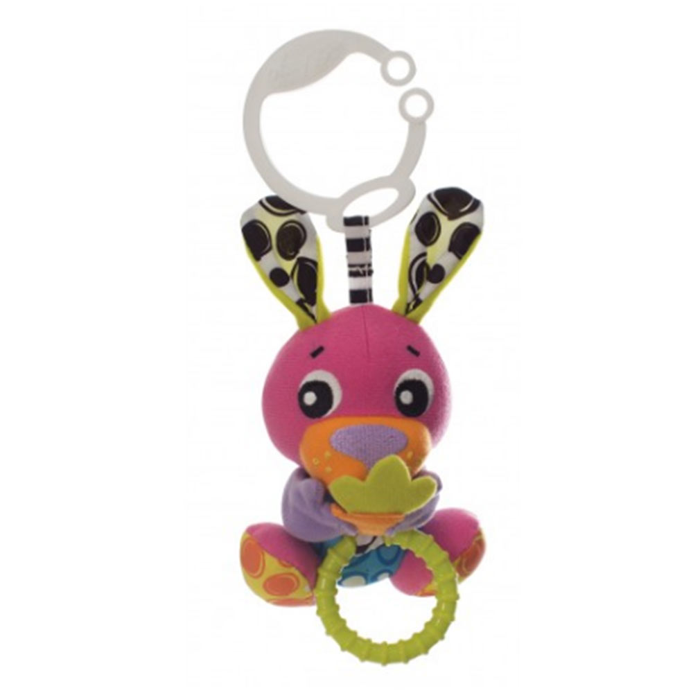 Playgro Peek-A-Boo Wiggling Baby Toy
