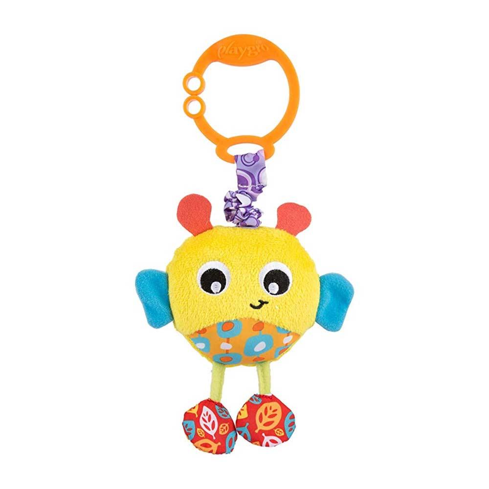 Playgro Wiggling Bertie Bee Stem Toy