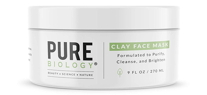 Pure Biology Premium Face Mask