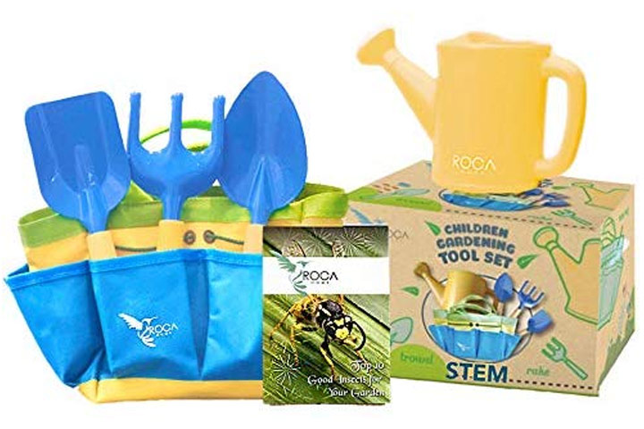 ROCA Home Kids Curated Garden Box