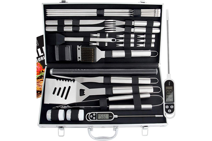 ROMANTICIST Barbeque Accessories Set