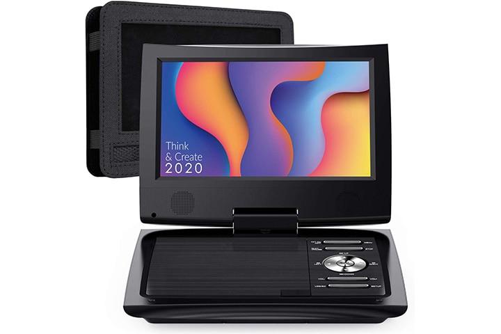 SUNPIN 11 Portable DVD Player For Kids