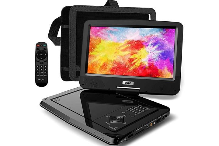 SUNPIN Portable DVD Player 12.5 For Kids
