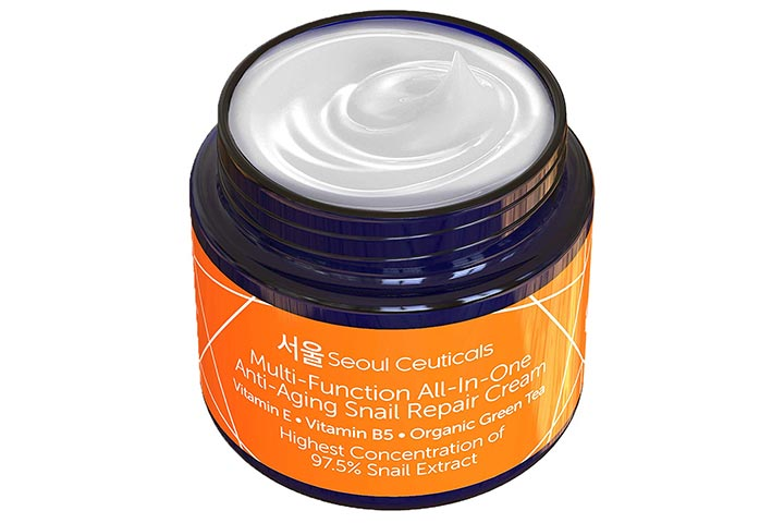 SeoulCeuticals Snail Repair Cream