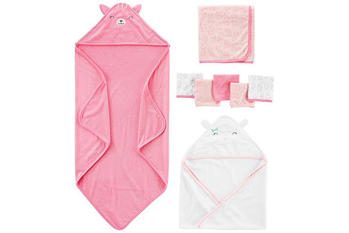 Simple Joys Towel and Washcloth Set by Carter's