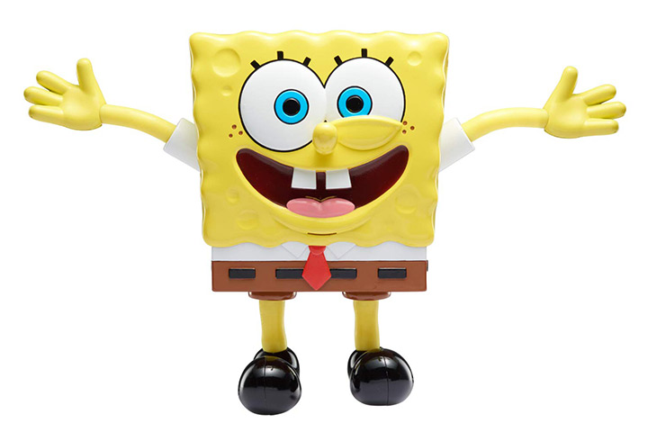 SpongeBob SquarePants, Stretchpants Figure